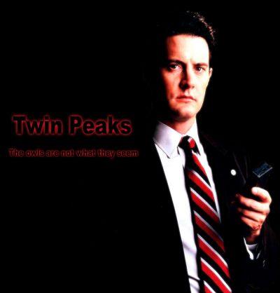 Kyle Maclachlan - Twin Peaks