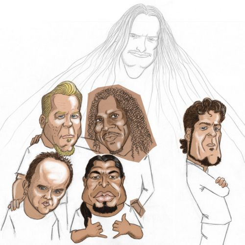 Metallica WIP 3