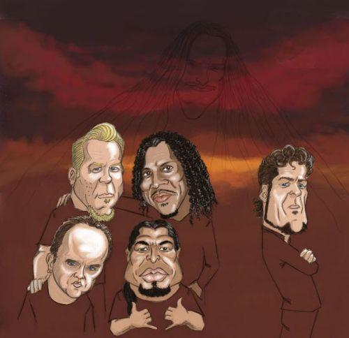 Metallica WIP 4