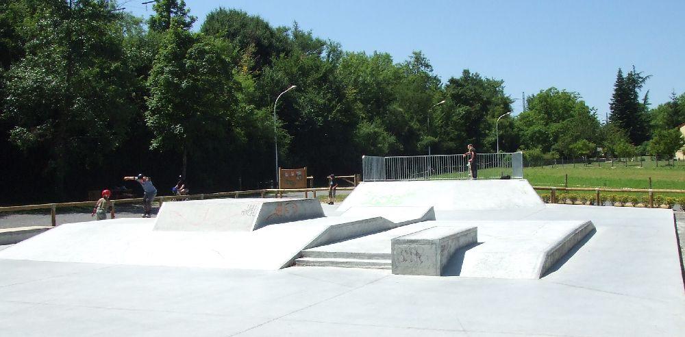 Skatepark De Gond Pontouvre