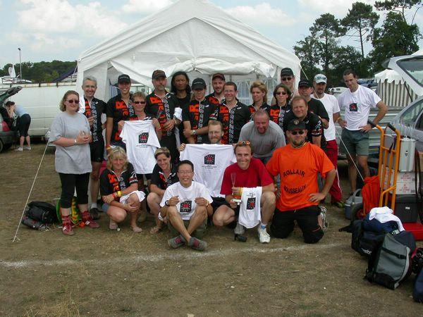 équipe des 24h du Mans